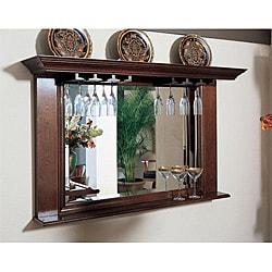 Elliott Bar Mirror and Display