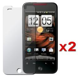 Screen Protectors for HTC Droid Incredible (Pack of 2)
