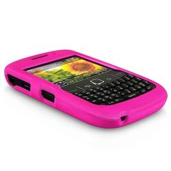 Snap-on Case for Blackberry Curve 8520