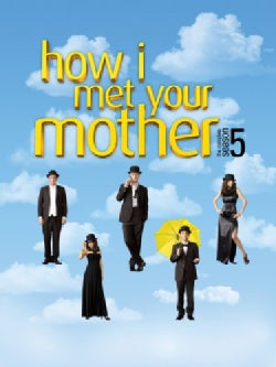 How I Met Your Mother Season 5 (DVD)