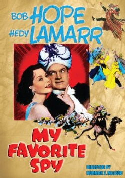 My Favorite Spy (DVD)