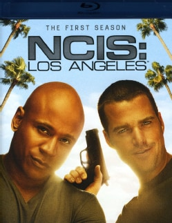 NCIS: Los Angeles: The First Season (Blu-ray Disc)