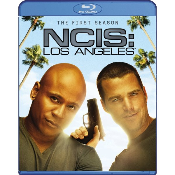 NCIS: Los Angeles: The First Season (Blu-ray Disc) 7044203