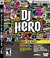 PS3 - DJ Hero (game only) - By Activision Inc