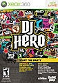 Xbox 360 - DJ Hero (game only) - By Activision Inc