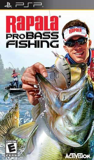 PSP - Rapala Pro Bass Fishing