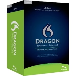 Nuance Dragon NaturallySpeaking v.11.0 Legal With Headset - Complete