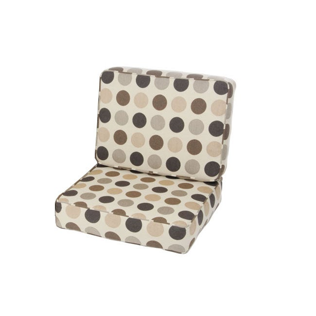 Arm Chair Cushion Set made with Sunbrella Fabric