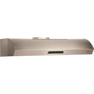 Broan Evolution 1 Series 36-inch Stainless Steel Under-cabinet Range Hood