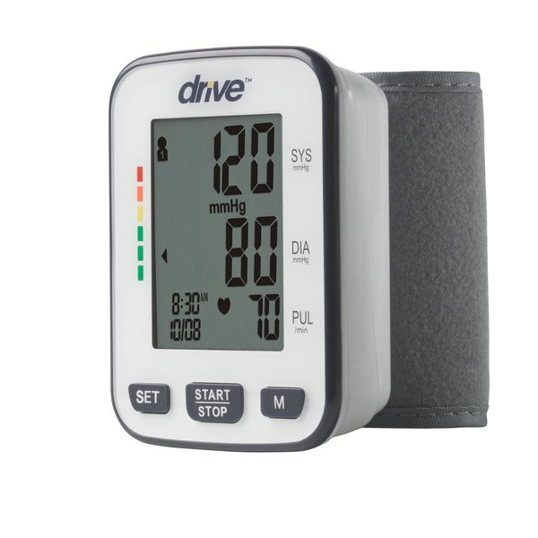 BP2200 Automatic Blood Pressure Wrist Monitor