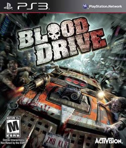 PS3 - Blood Drive - By Activision