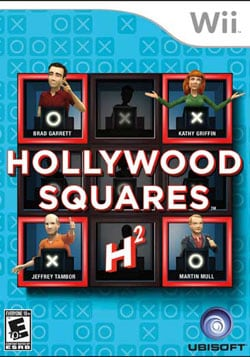 Wii - The Hollywood Squares