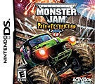 NinDS - Monster Jam 3: Path of Destruction - Activision Inc