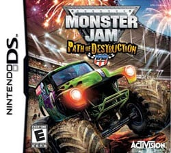 Nintendo DS - Monster Jam 3: Path of Destruction - Activision Inc