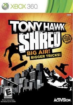 Xbox 360 - Tony Hawk: Shred - By Activision