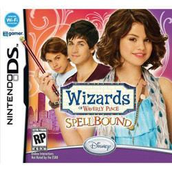 Nintendo DS - Wizards of Waverly Place: Spellbound