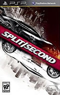 PSP - Split/Second - By Disney Interactive