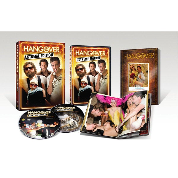 The Hangover: Extreme Edition (DVD)