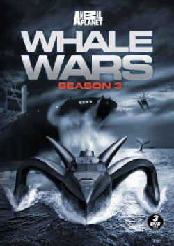 Whale Wars Season 3 (DVD)