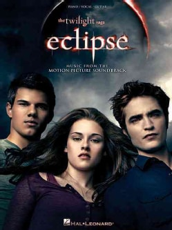 The Twilight Saga: Eclipse: Music from the Motion Picture Soundtrack: Piano/ Vocal/ Guitar (Paperback)