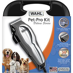 Wahl Pro 13-piece Pet Clipper Kit