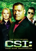 CSI: Crime Scene Investigation: The Complete Tenth Season (DVD)