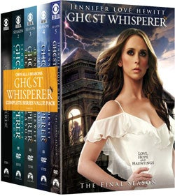 Ghost Whisperer: Complete Series Pack (DVD)