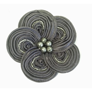 Cuff Luv Pewter Swirl Magnetic Magic Pin