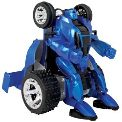 Blue Hat 'Savage' Robot Remote Control Car with Rechargeable Battery