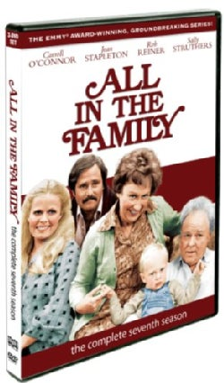 All In The Family: The Complete Seventh Season (DVD)
