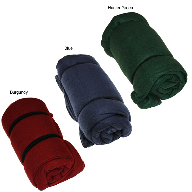 Texsport Fleece 2-pack Sleeping Bags/ Liners