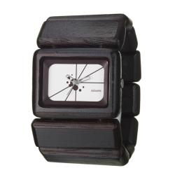 Nixon Women's 'The Vega' Brown Wood Quartz Watch