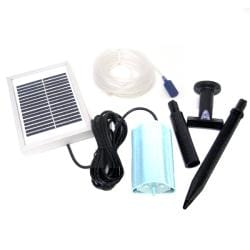 OEM Solar Power Oxygenator Air Pump