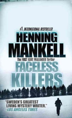 Faceless Killers (Paperback)