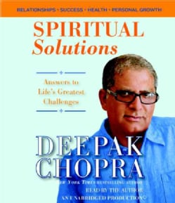 Spiritual Solutions: Answers to Life's Greatest Challenges (CD-Audio)