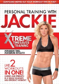 Personal Training With Jackie: Time Saver Circuits (DVD)