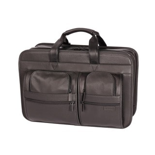 Stebco Soft-touch Cowhide Leather Laptop Case