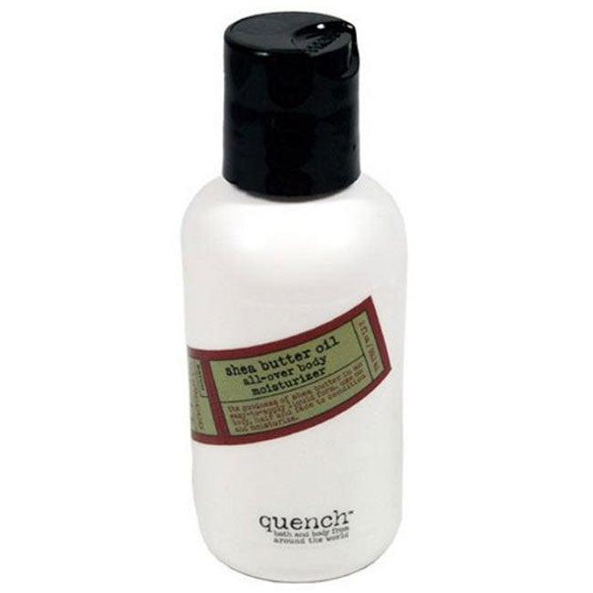 Shea Butter Oil 2-oz Allover Body Moisturizer (Ghana)