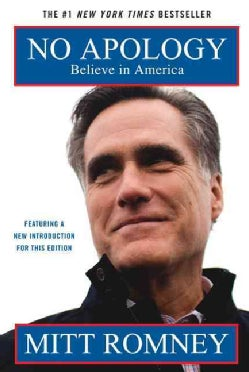 No Apology: Believe in America (Paperback)
