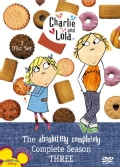 Charlie & Lola: The Absolutely Completely Complete Season Three (DVD)