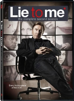 Lie To Me: Season 2 (DVD)