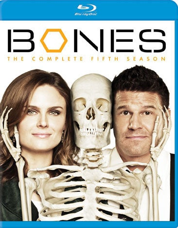 Bones Season 5 (Blu-ray Disc)