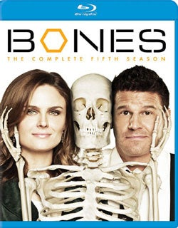 Bones Season 5 (Blu-ray Disc)