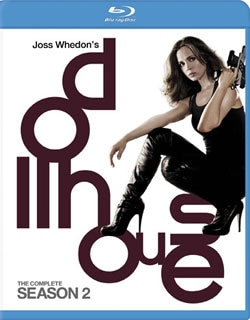 Dollhouse: Season 2 (Blu-ray Disc)