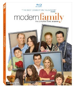 Modern Family Season 1 (Blu-ray Disc)