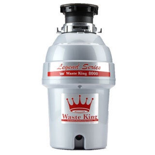 Waste King 1-horsepower Food Waste Disposer