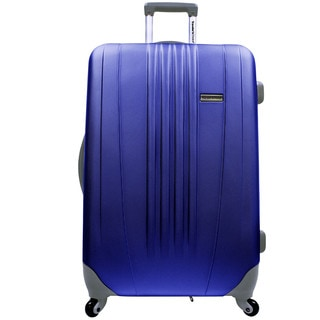 Traveler's Choice Toronto 29-inch Expandable Hardside Spinner Upright Suitcase