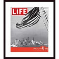 Sanders 'New York Harbor April 14, 1941' Art Print