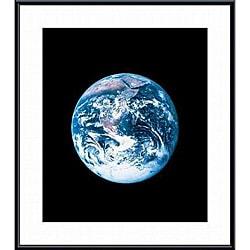 Ronald E. Evans 'Earth, as Seen From Apollo 17 Spaceship, 1972' Photography Art