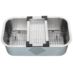 Kraus Kitchen Accessory Stainless Steel Sink Colander